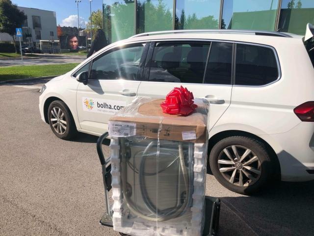 Podarili smo pralni stroj 3